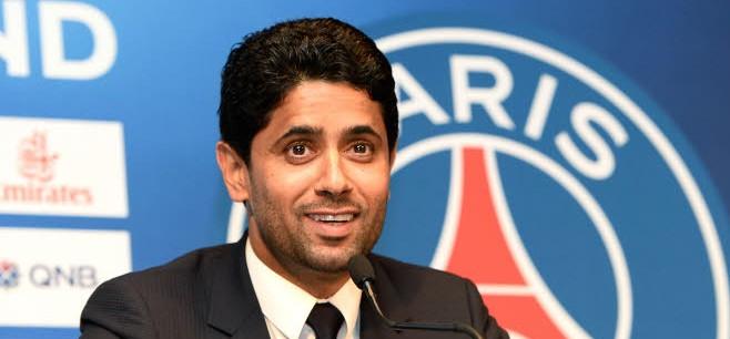 """Nasser Al-Khelaïfi """"notre action est guidée par une idée-force : bouger les lignes"""""""