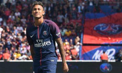 """Neymar """"Ces sensations, ces ambitions, c'est ce que je suis venu chercher, ici, à Paris."""""""