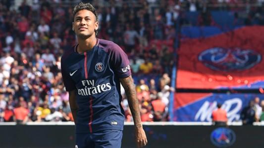 Neymar Ces sensations, ces ambitions, c'est ce que je suis venu chercher, ici, à Paris.