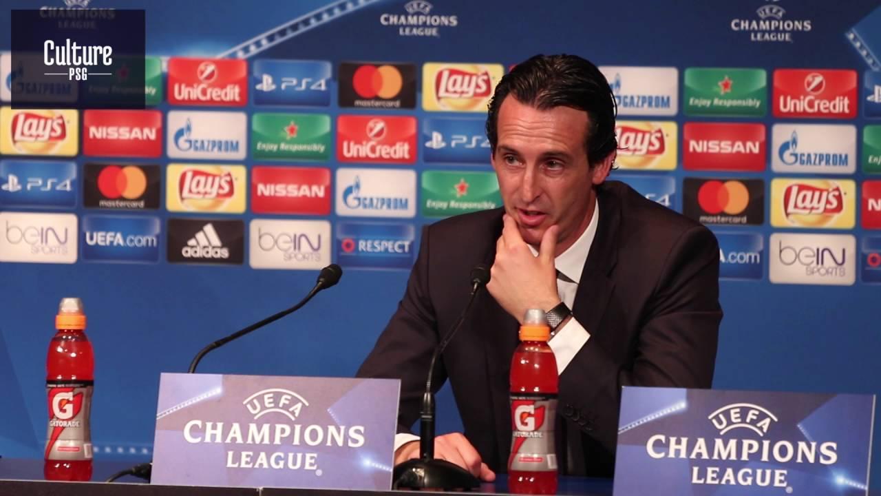 PSGCeltic - Emery annonce que seul Thiago Motta devrait être forfait