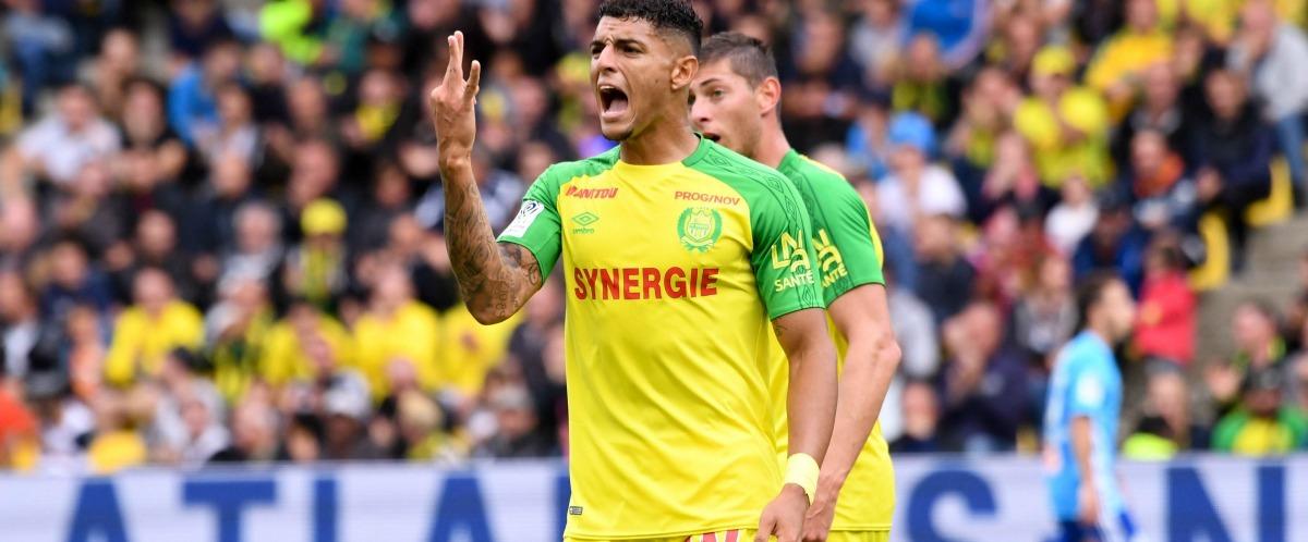 """PSG/Nantes - Diego Carlos """"Nous pouvons faire de bonnes choses...je n'ai pas peur"""""""