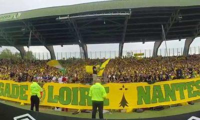 PSG/Nantes - Les supporters nantais de la Brigade Loire annoncent leur boycott