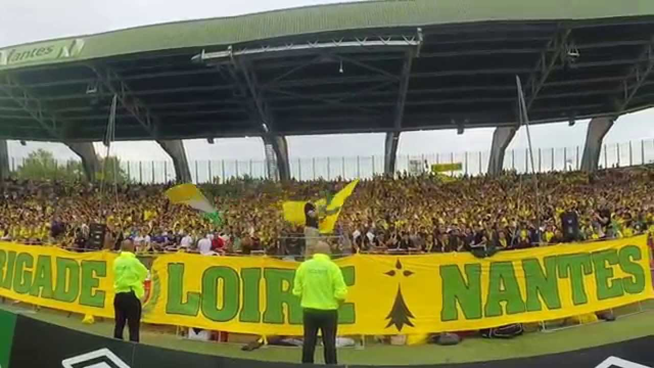PSGNantes - Les supporters nantais de la Brigade Loire annoncent leur boycott