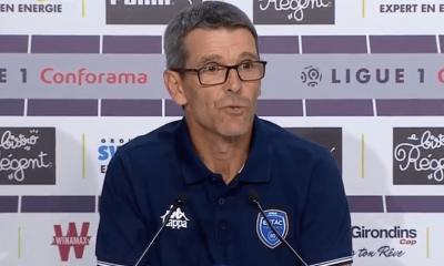 """PSG/Troyes - Garcia """"Pas question de mettre l'équipe bis, c'est déjà suffisamment difficile avec l'équipe-type"""""""