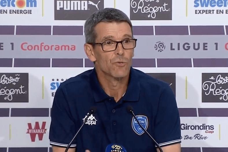 """PSG/Troyes - Jean-Louis Garcia """"Il y a un mélange de fierté et de frustration"""""""