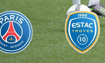 PSG/Troyes - Le groupe troyen : 18 convoqués, 3 absents