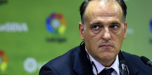 Tebas Je suis certain que le PSG triche. Si l'UEFA ne fait rien, nous remonterons à l'Union Européenne