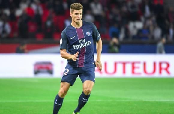 Thomas Meunier se confie à propos de ses buts au PSG et sa formation d'attaquant