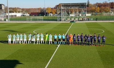 Youth League - Le PSG s'impose contre le Celtic Glasgow et se qualifie pour la suite
