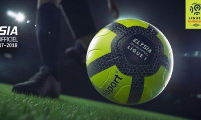 Ligue 1 - La LFP présente le ballon qui sera utilisé à partir de la 20e journée cette saison