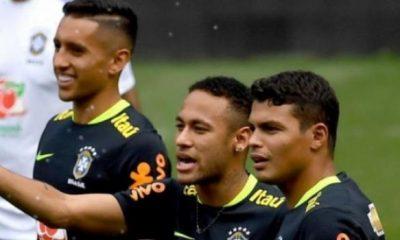 4 joueurs du PSG parmi les 30 nommés pour le Samba d'Or 2017