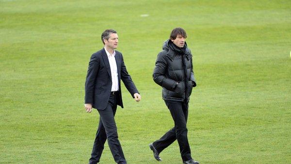 Anciens - Leonardo Létang connaît le football et Il a appris au PSG
