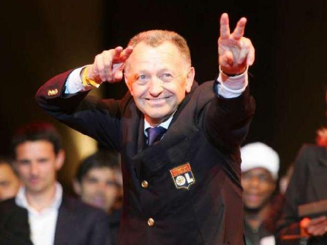 Aulas J'ai rappelé à Nasser que nous étions la dernière équipe français a voilé éliminé le Real