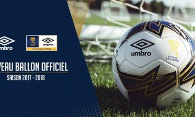 CDL - La LFP présente le nouveau ballon qui va être utilisé à partir des 8es de finale