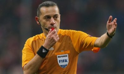 Bayern/PSG - L'arbitre de la rencontre a été désigné, il distribue peu de cartons