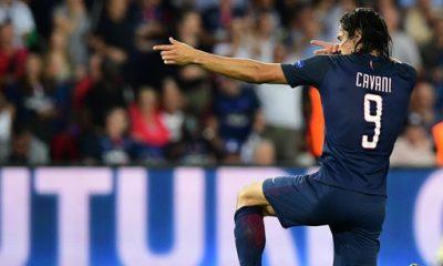 """Cavani """"La défaite contre le Barça ? C'était un match étrange"""""""