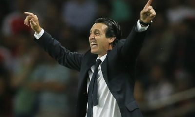 """Strasbourg/PSG - Emery """"Les buts encaissés sont le défi sur lequel on peut s'améliorer"""""""