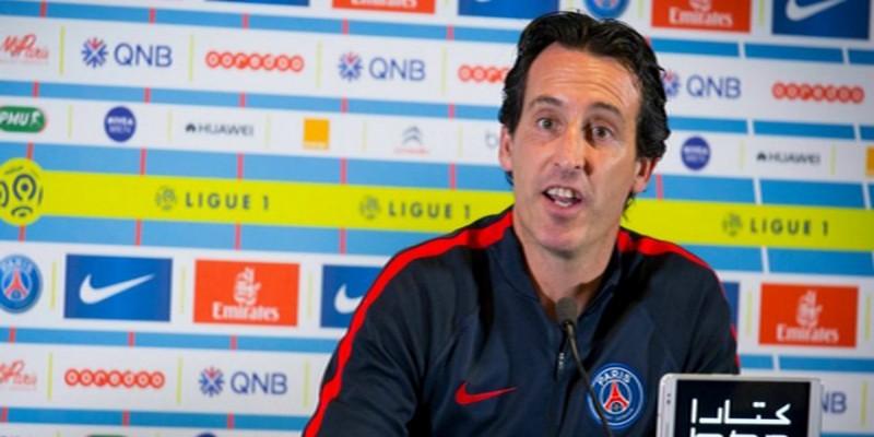 Strasbourg/PSG - Emery annonce le forfait de Rabiot en 2017 et le retour de Thiago Motta