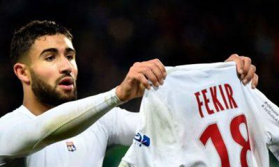 Fekir : Le PSG fait rêver, il a l'attaquant le plus impressionnant et l'entraîneur le plus charismatique de Ligue 1
