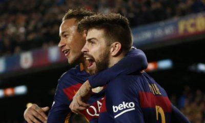 """Gerard Piqué """"Neymar, ça a fait vraiment du mal au Barça quand il est parti"""""""