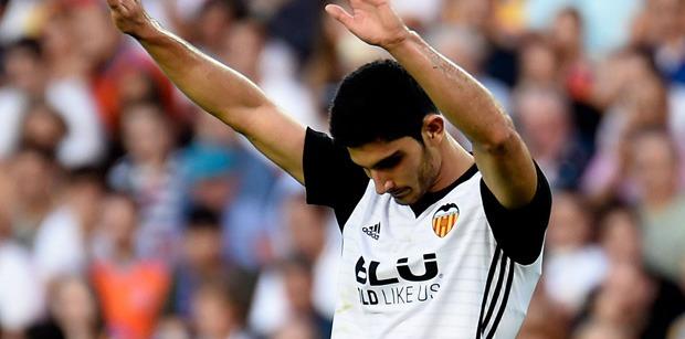 Guedes dans le top 5 des recrues en Liga!