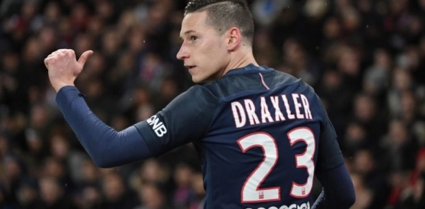 Julian Draxler Il faut gagner le contre Lille...J'adore jouer au Parc des Princes