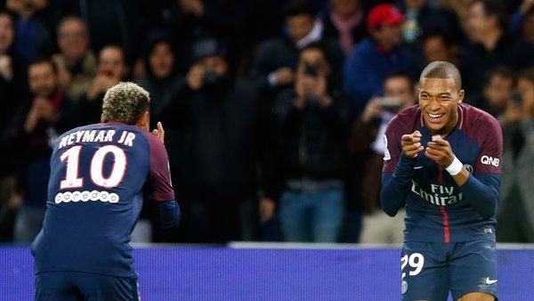 Ligue 1 - 2 joueurs du PSG dans le onze-type de la 18e journée de L'Équipe