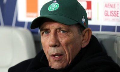 Ligue 1 - Jean-Louis Gasset devient entraîneur de l'AS Saint-Etienne