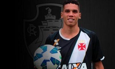 Mercato - Le PSG tenterait d'attirer Paulinho, jeune talent de Vasco da Gama, selon Lance!