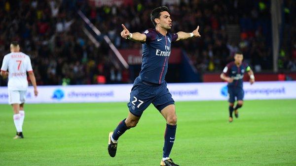 Mercato - Malaga voudrait aussi le prêt de Javier Pastore, selon RMC