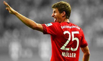"""Müller """"Au match aller, j'ai eu la sensation que l'arbitre protégeait les joueurs du PSG"""""""