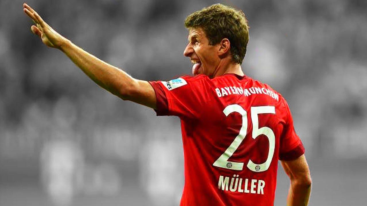Müller Au match aller, j'ai eu la sensation que l'arbitre protégeait les joueurs du PSG