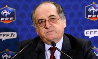 """Noel Le Graët """"Je n'ai aucune crainte pour le PSG...Il n'y aura pas de problème avec l'UEFA"""""""