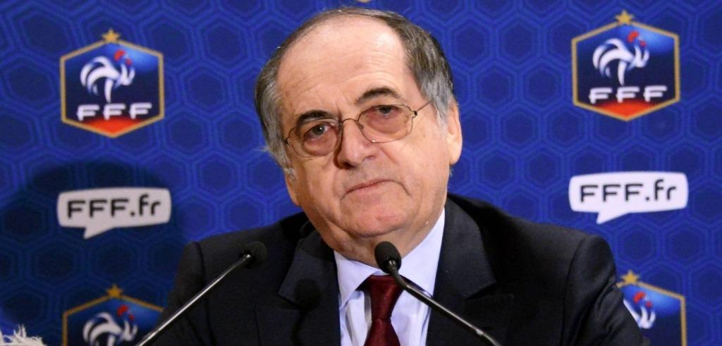 Noel Le Graët Je n'ai aucune crainte pour le PSG...Il n'y aura pas de problème avec l'UEFA