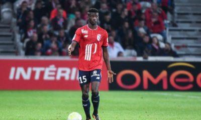 """PSG/LOSC - Edgar Ié """"c'est le bon moment pour jouer le PSG après nos victoires"""""""