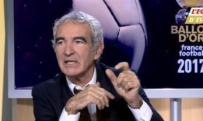 Cavani en dehors du top 10 du Ballon d'or 2017, Domenech ne comprends pas
