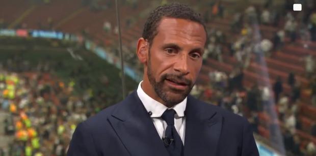 """Ferdinand """"Je n'ai vu aucun autre club avec une ligne d'attaque aussi forte"""""""