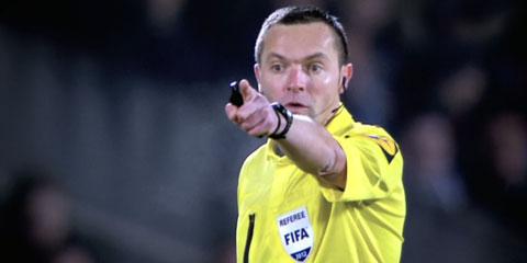 Stéphane Lannoy Les arbitres appliquent le même règlement pour tous. C'est parfois aux stars de s'adapter