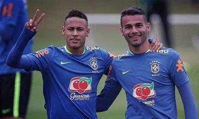 """Thiago Maia """"Neymar là où il va, il est connu, on exige beaucoup de lui"""""""