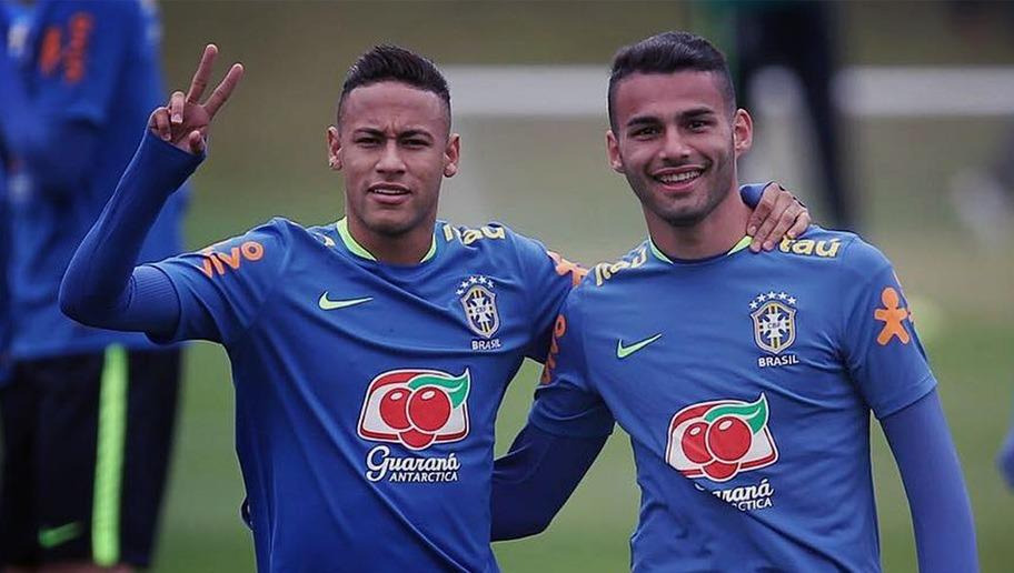 Thiago Maia Neymar là où il va, il est connu, on exige beaucoup de lui