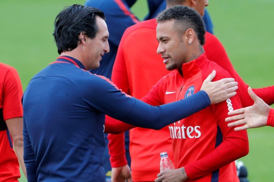 Unai Emery répond à Florentino Pérez Neymar va remplir ses objectifs ici à Paris