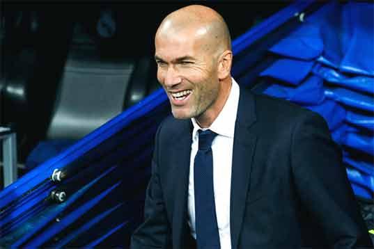 Zidane Le PSG Cette équipe est en train de faire des choses hallucinantes