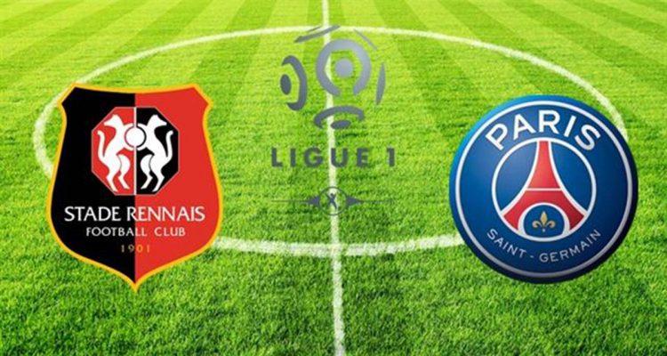 Rennes/PSG - Le groupe parisien :