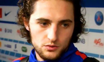 """Rabiot """"Cavani, je lui avais dit avant le match que se serait pour aujourd'hui"""""""