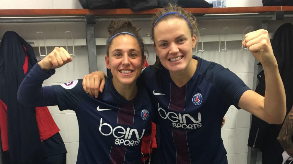 Deux joueuses espagnoles du PSG reversent 1% de leur salaire au fond caritatif Common Goal