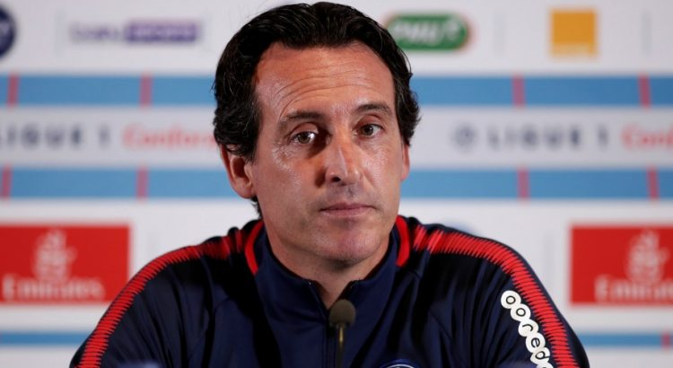 Amiens/PSG - Emery en conf : le Real Madrid, la tactique, Lo Celso et Thigo Motta
