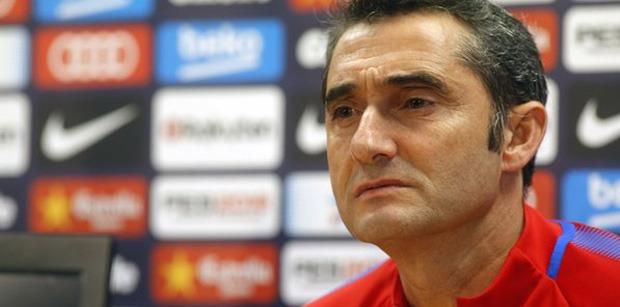 """Valverde """"Le départ de Neymar, ce fut un moment difficile"""""""