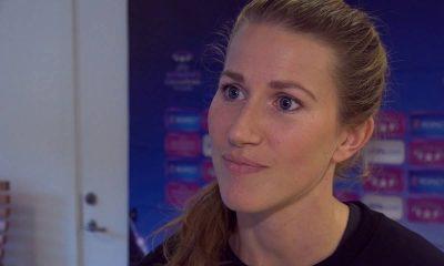 Féminines - Emma Berglund absente plusieurs mois à cause d'une rupture des ligaments croisés du genou