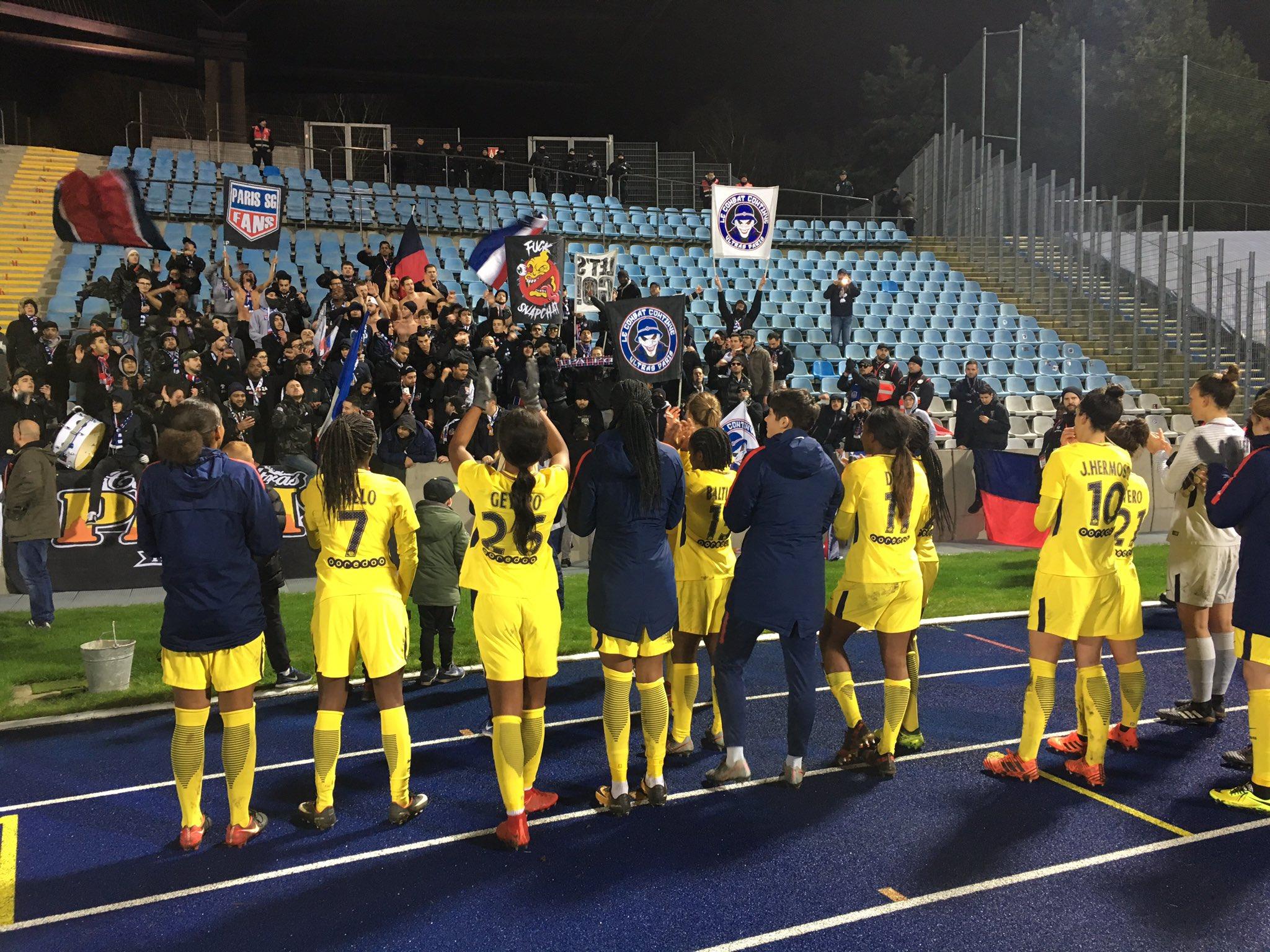 Féminines - Le PSG s'impose face au LOSC !
