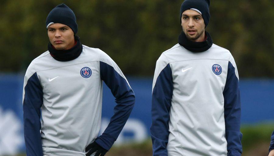 Javier Pastore et Thiago Silva se sont expliqués de façon constructive, indique L'Equipe